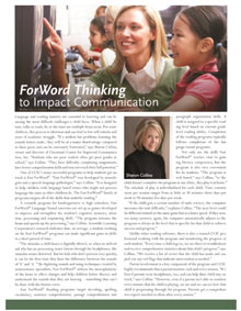 ForWord Thinking to Impact Communications